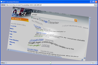 WPF chromium browser